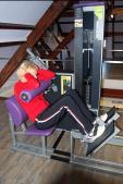 ab isolator solid movement